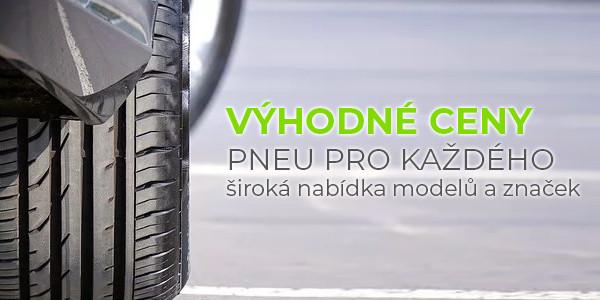 Výhodné ceny pneu